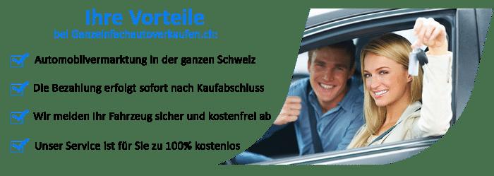 Vorteil Auto Verkaufen Schweiz